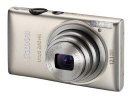 دمونتاژ دوربین کانن IXUS 220 HS