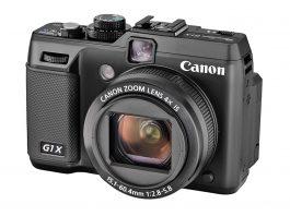 دمونتاژ دوربین کانن G1X