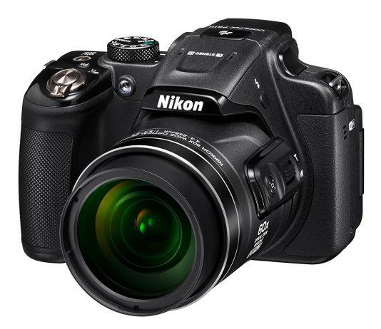 دمونتاژ دوربین نیکون P610