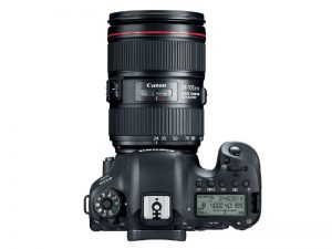 کانن EOS 6D Mark II