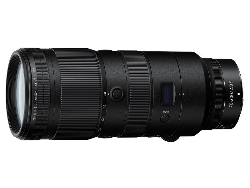 لنز Nikkor Z 70-200mm F2.8 VR S